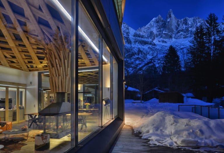 Chalet Dalmore, Chamonix