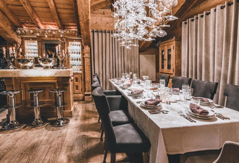 Chalet Pearl, Courchevel 1850, The Chalet Edit