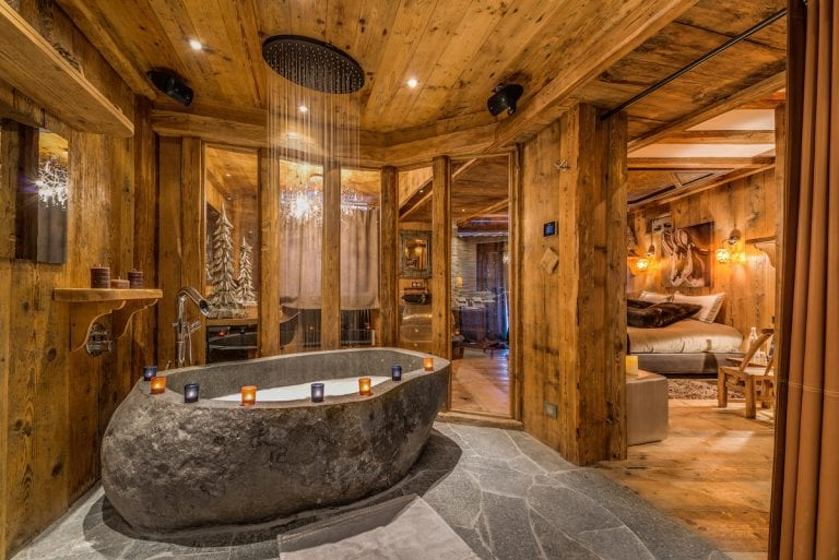 Chalet Lhotse, Val d'Isere Catered luxury ski chalet
