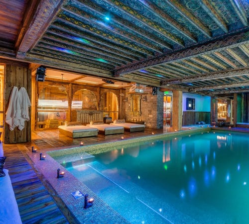 Chalet Marco Polo, Val d'Isere