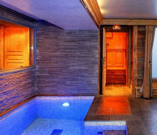 Chalet St Christophe, Courchevel 1850