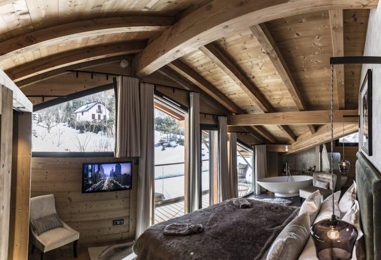 Chalet Coutette, Chamonix