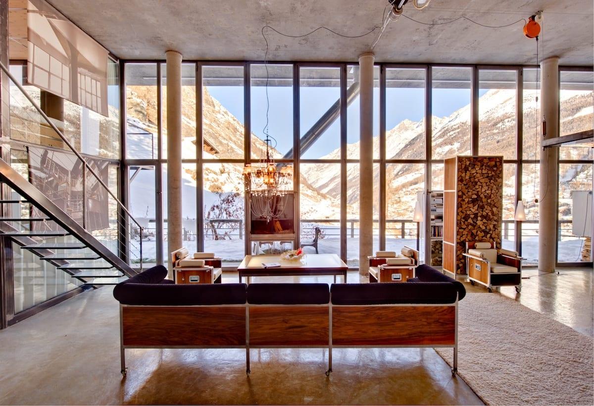 Heinz Julen Loft, Zermatt