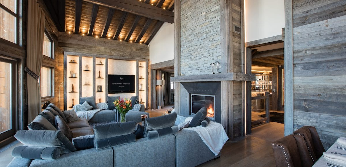 Chalet Razzie, Courchevel 1850
