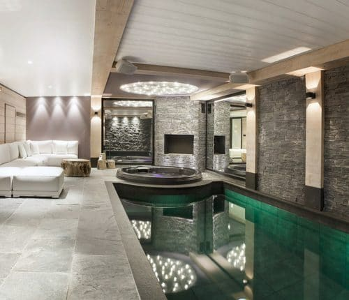 Chalet La Colombe, Courchevel 1850