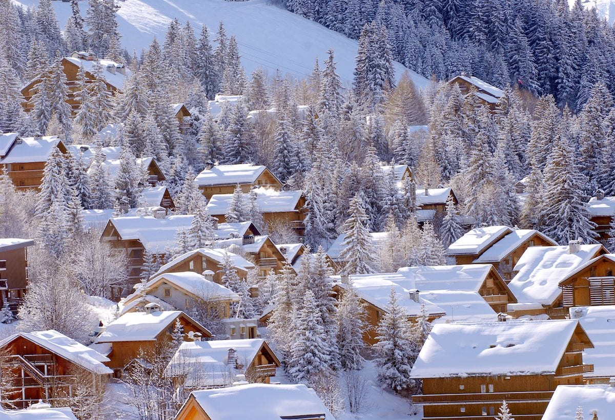 Chalet Le Lapin Blanc Meribel luxury ski chalets in meribel & meribel resort guide - the