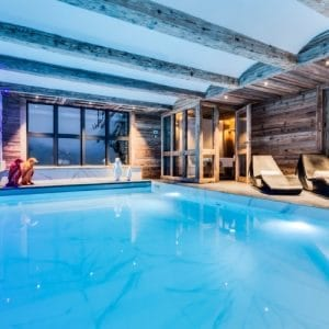 Chalet Daria, Val d'Isere.