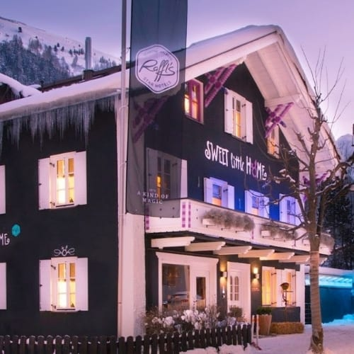 Sweet Little Home, St Anton