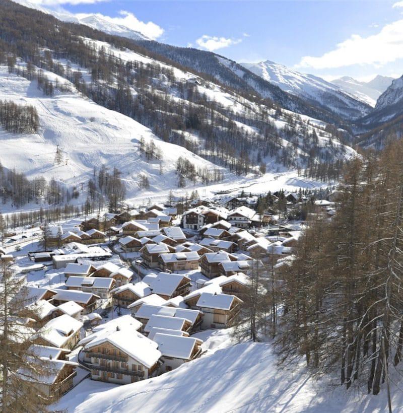 Pragelato Resort, Italy