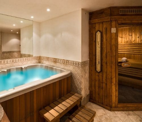 Chalet Hermine, Courchevel 1850