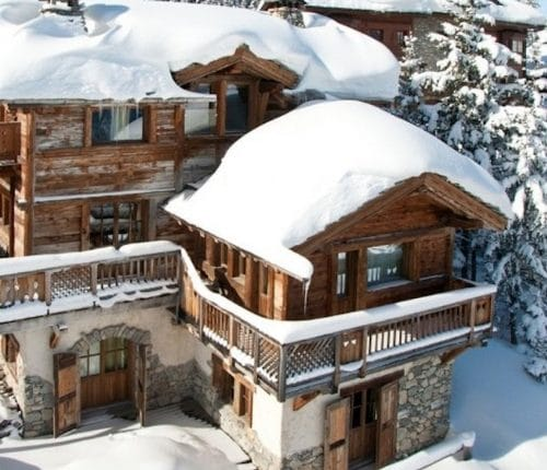 Chalet Montana, Courchevel 1850
