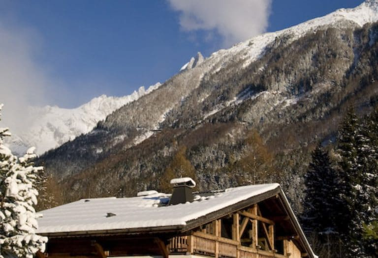 Valhalla, Chamonix - The Chalet Edit
