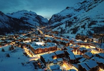 The Village of Val d'Isere