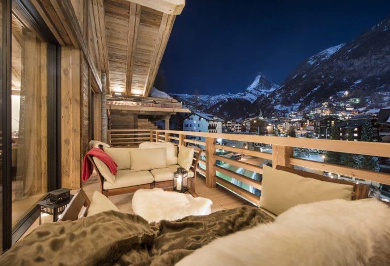Chalet Elbrus, Zermatt - The Chalet Edit