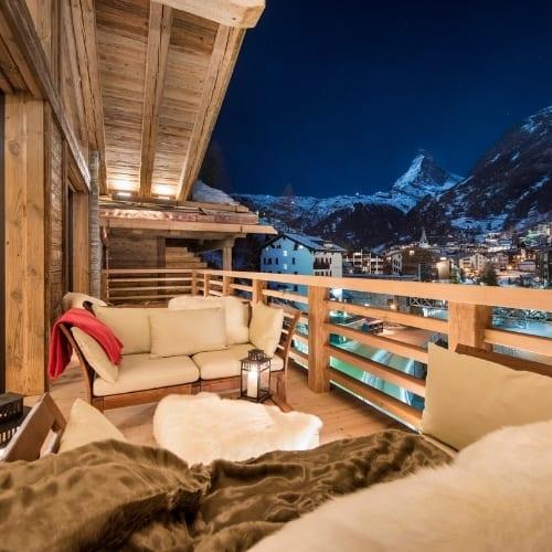 Chalet Elbrus, Zermatt