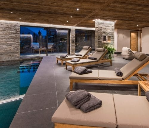 Chalet Sirocco, Verbier.