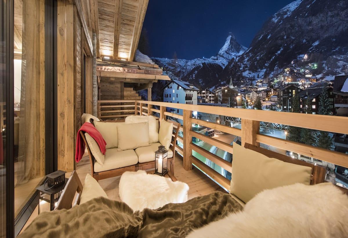 Chalet Elbrus Zermatt