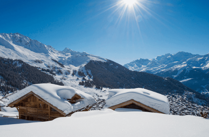 Verbier luxury chalets