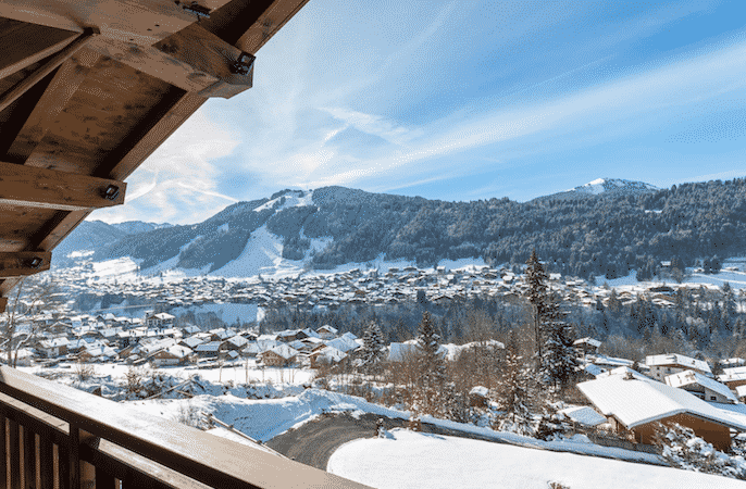 Luxury chalets Morzine