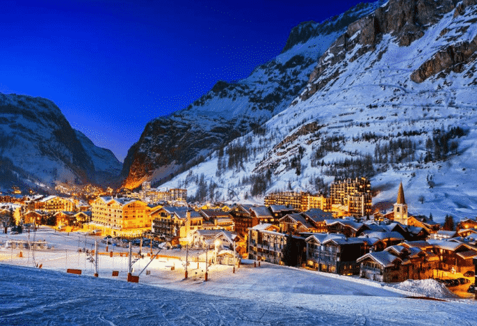 Val d'Isere Chalets