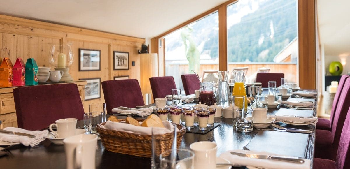 Chalet ARtemis, St Anton - The Chalet Edit