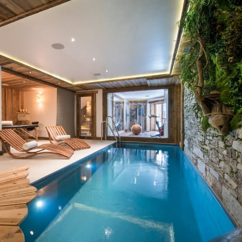 Chalet Machapuchare, Val D'Isere.