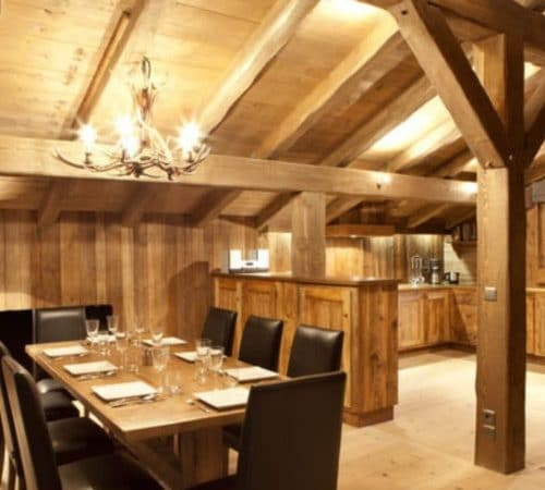 Chalet Azimuth Chamonix the chalet edit