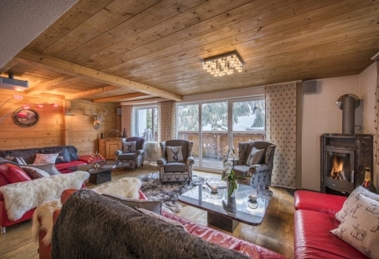 Chalet Narnia St Anton The Chalet Edit