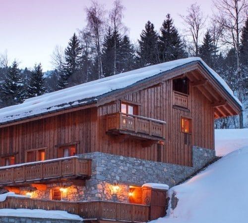 Taiga Lodge, Meribel The Chalet Edit