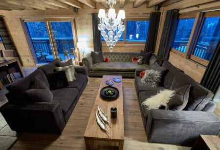Chalet White Valley Lodge Catered Chalet Morzine