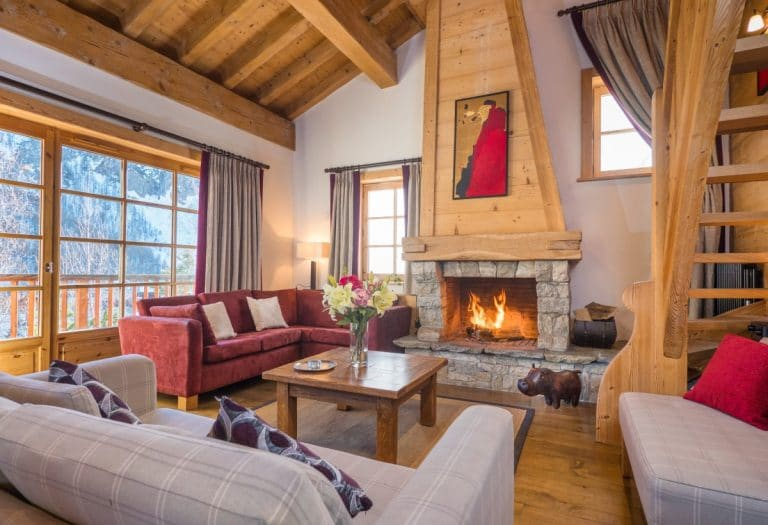 Chalet Klosters, Val d'Isere The Chalet Edit