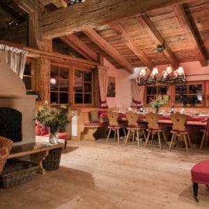 Chalet Antoinette, St Anton The Chalet Edit