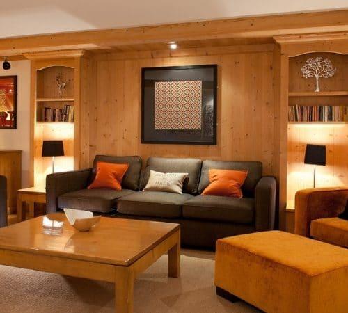 Square Aspen Lodge 8 with hot tub