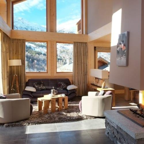 Bellacima Lodge, Meribel The Chalet Edit