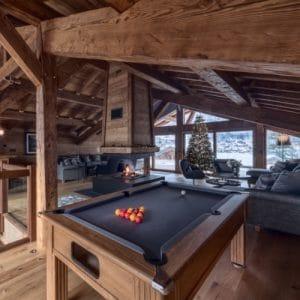 Lodge des Nants, The Chalet Edit