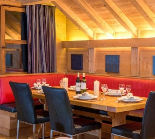 Square Aspen Lodge
