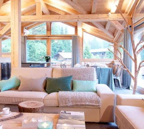 Chalet Granit, Chamonix - The Chalet Edit