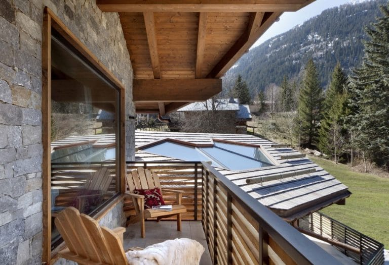 Chalet Alta, Chamonix, The Chalet Edit
