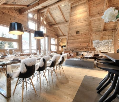 Chalet la Ferme, Chamonix The Chalet Edit