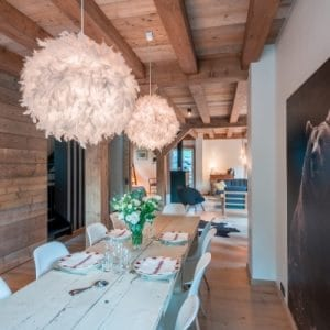 Chalet L'Ours Morzine Luxury Self Catered Chalet