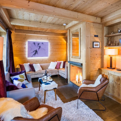 Chalet Davos, Val d'Isere, The Chalet Edit