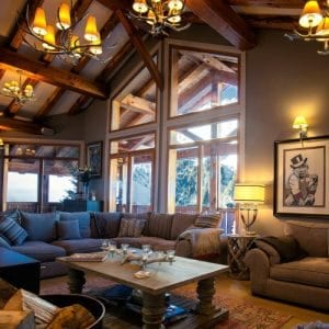 Chalet Marigold, Sainte Foy - The Chalet Edit