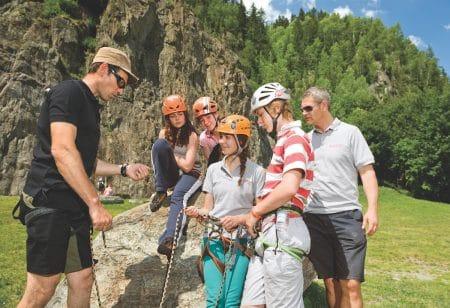 Alpine Summer Activites