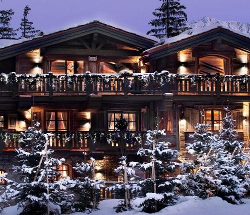 Le Petite Chateau, Courchevel 1850 - The Chalet Edit