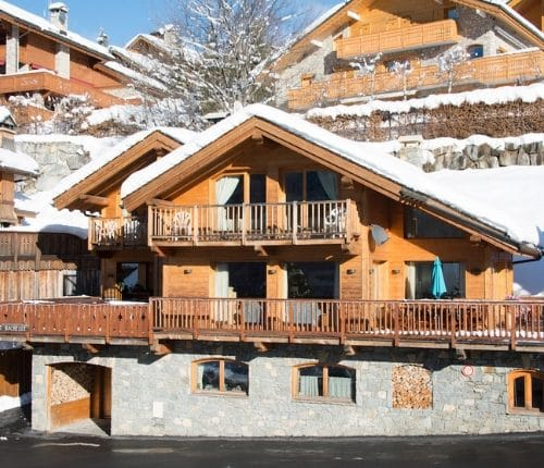 Chalet Rachelle, Meribel Village