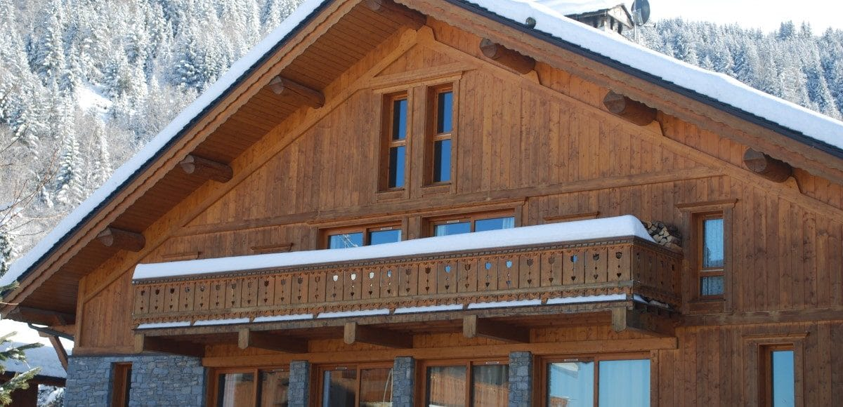 Chalet Le Christophe Meribel - The Chalet Edit