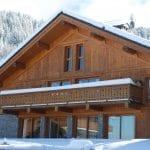 Chalet Le Christophe Meribel Village
