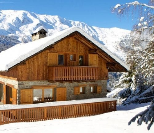 Chalet Cecilia, Meribel - The Chalet Edit