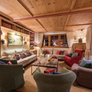 Luxury Chalet Soline, St Anton, Austria