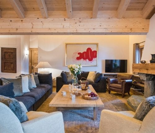 Chalet Delormes Verbier Luxury Chalet